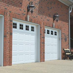 Gemini Residential Garage Doors