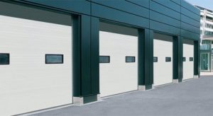 H-325S and H-324S Commercial Garage Doors