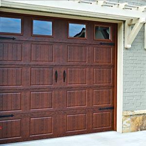 Timberlast Residential Garage Doors
