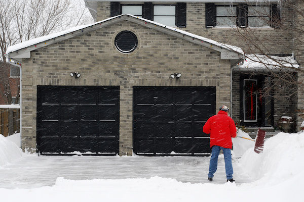 Garage Heating Tips for Winter