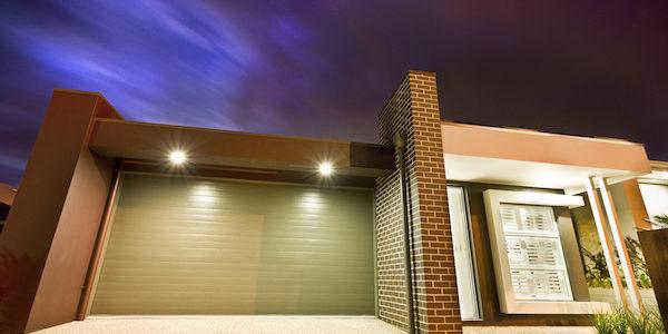 Garage Door Lighting and Curb Appeal