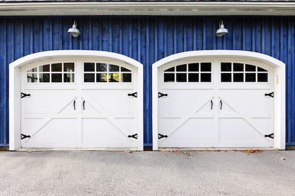 Adding Garage Door Windows