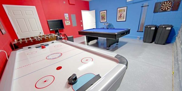 How to Turn Your Garage into the Ultimate Hang Out Spot
