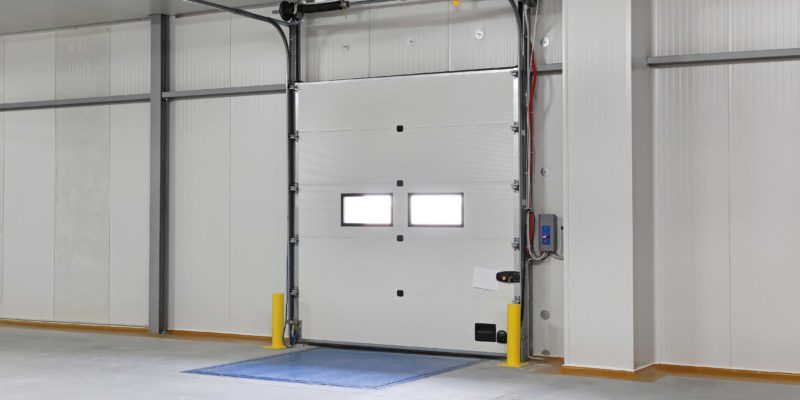 Why Go with New Commercial Garage Door Installation?