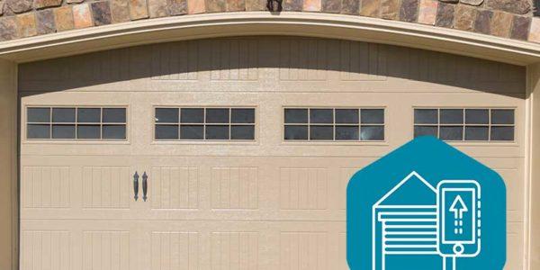Upgrade to a Smart Garage Door Opener