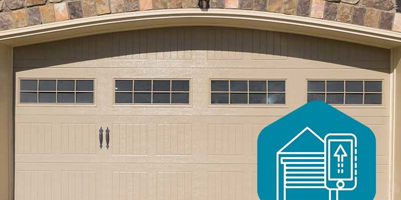 Upgrade to a Smart Garage Door Opener
