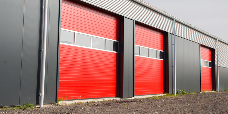 Security Tips for Your Commercial Garage Door
