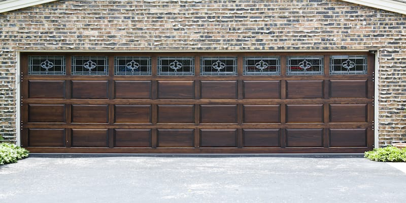 Will changing your garage door add value to your home?