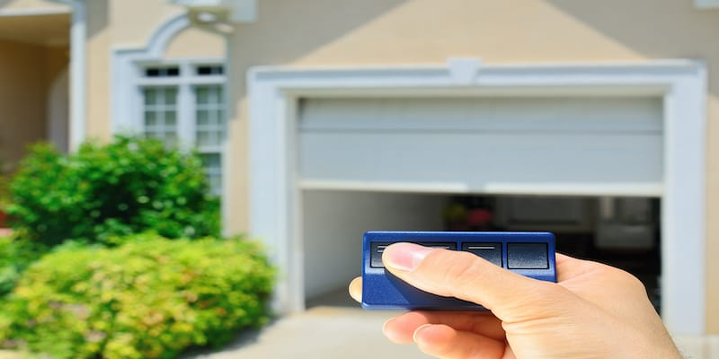 How to Reprogram your garage door opener