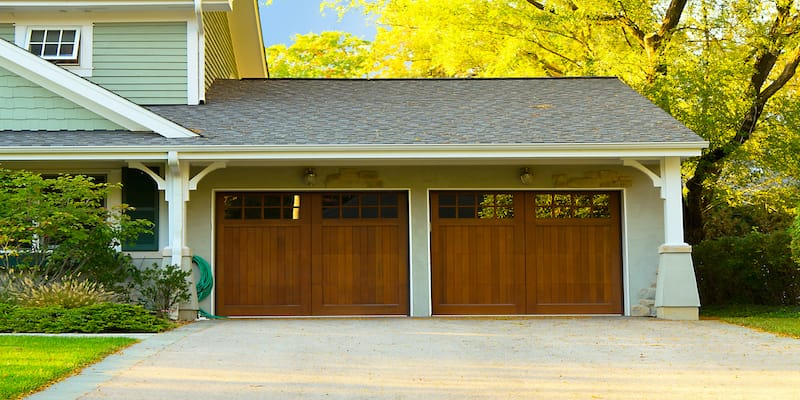 Six tips to keep your garage safe