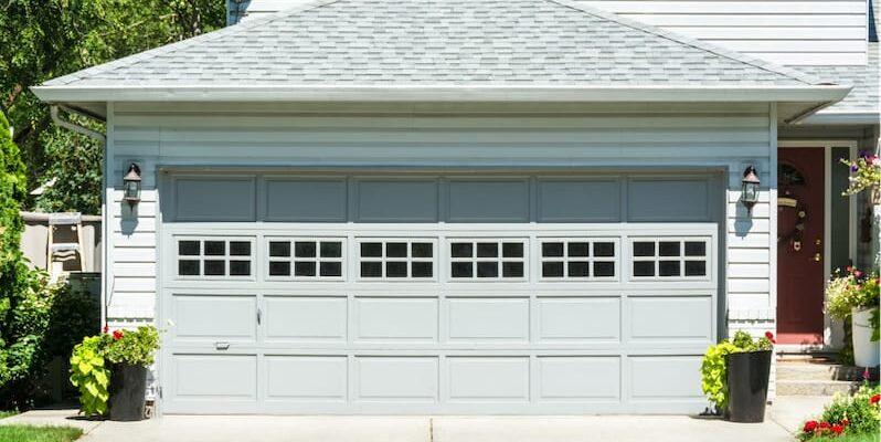 how to make sure your garage door is safe