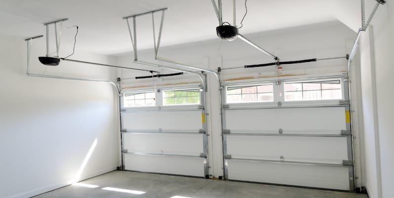 How long does a lake villa garage door opener last